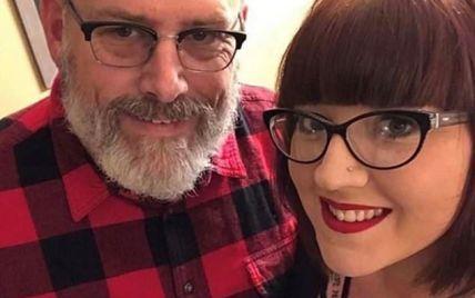 В США девушка бросила мужа и вышла замуж за его отца, который на 29 лет старше ее