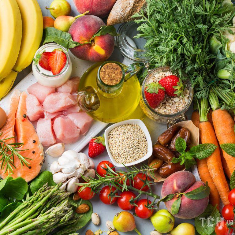 Тарілка здорового харчування: чого і скільки слід їсти протягом дня