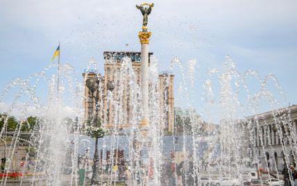 Нынешнее лето в Киеве было одним из самых жарких за 140 лет