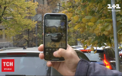 Українцям пропонують заробляти на відео порушень правил дорожнього руху