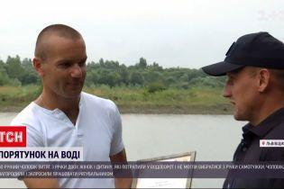 Новини України: 30-річний чоловік отримав запрошення працювати в ДСНС після порятунку людей з води