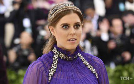 Подчеркнула живот гороховым платьем: беременная принцесса Беатрис сходила на мероприятие