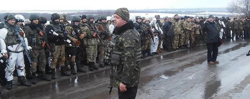 Бойовики відступають від передових позицій в окремих районах 25, 29 і 31 блокпостів – Семенченко