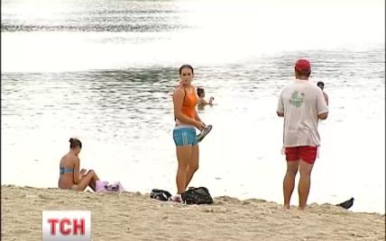 В Киеве двое людей умерли после купания в столичных водоемах