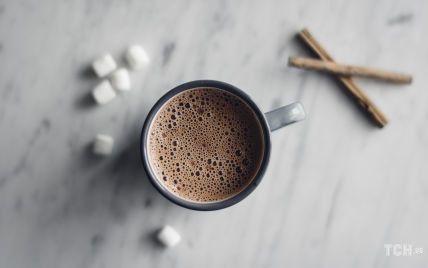 Гарячий шоколад: простий рецепт
