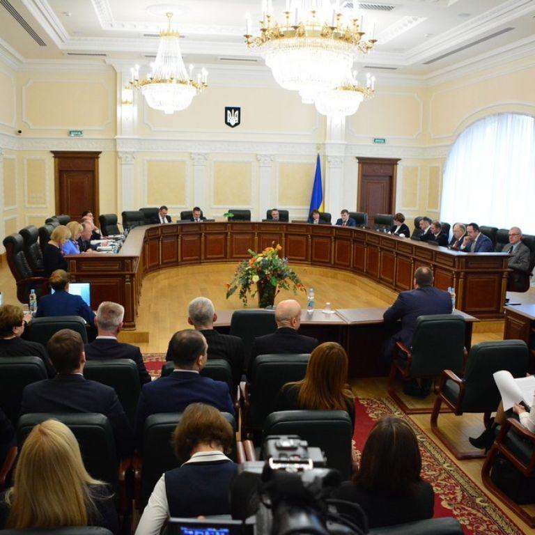 Венеційська комісія дала 11 рекомендацій щодо законопроєкту про Вищу раду правосуддя