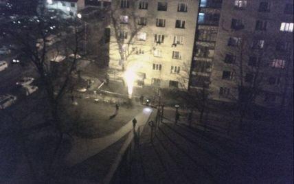 Вночі у Дніпровському районі Києва пролунав вибух