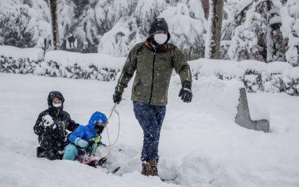 Справжня зима в Україні: як пережити люті морози так, щоб не змерзнути