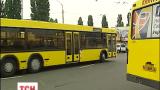 Четырех пьяных водителей автобусов поймала столичная ГАИ за последние 2 недели