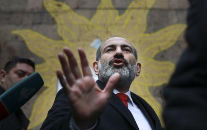Пашиняна втретє призначили прем'єр-міністром Вірменії
