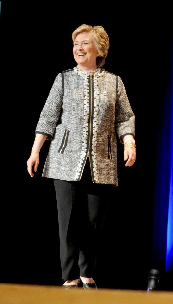 Гілларі Клінтон / © East News