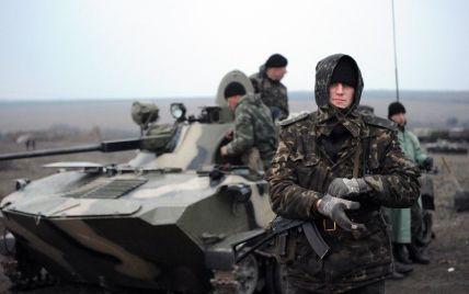 РНБО дозволила задіяти армію для придушення сепаратистського бунту на Сході