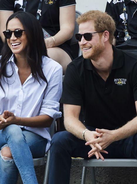Принц Гаррі і Меган Маркл / © East News