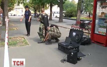 """На Подоле взрывотехники """"разминировали"""" сумку бездомного"""