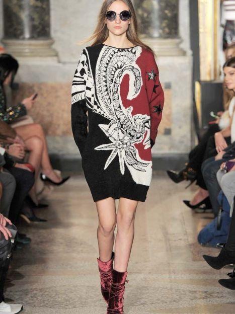 КоллекцияEmilio Pucci прет-а-порте сезона осень-зима 2015-2016 / © East News