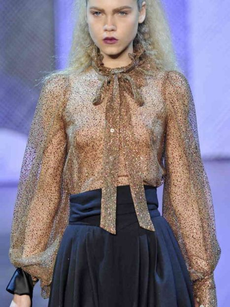 Olympia Le Tan коллекция прет-а-порте осень-зима 2015-2016 / © East News