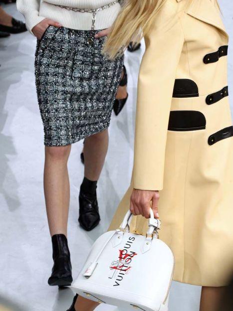 Louis Vuitton прет-а-порте сезона осень-зима 2015-2016 / © East News
