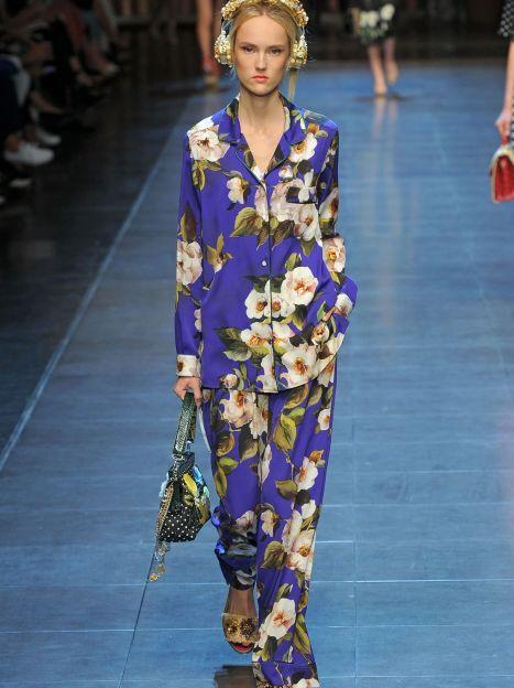 Коллекция Dolce&Gabbana прет-а-порте сезона весна-лето 2016 / © East News
