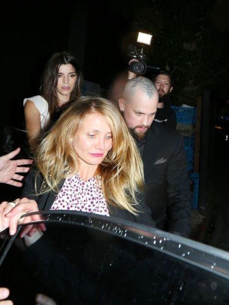Камерон Диас выходит из клуба в Западном Голливуде / © East News