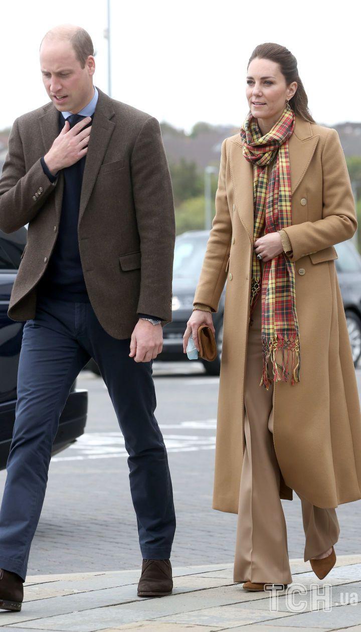 Принц Вільям та герцогиня Кембриджська / © Getty Images