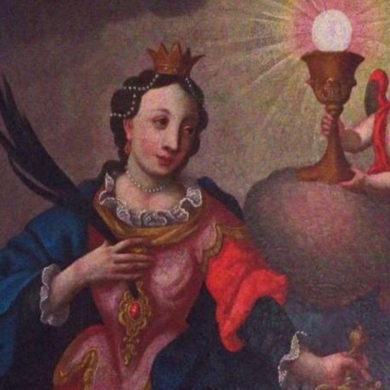 Київському музею Ханенків шведський професор подарував унікальну картину XVIII століття