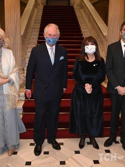 Принц Чарльз и герцогиня Корнуольская / © Getty Images