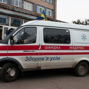 """У Києві зіткнулися Skoda, Ford и """"Газель"""": є постраждалі"""