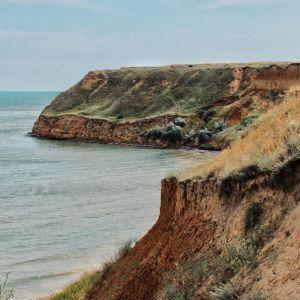 Мис Аджияск в Миколаївській області: спокійна відпустка на мальовничих кручах над морем
