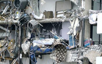 У США припускають, що жертвами обвалу будинку в Маямі можуть бути 140 осіб