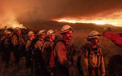 Аномальна спека викликає небувалі пожежі в Європі і США: лише один із осередків завбільшки з Нью-Йорк