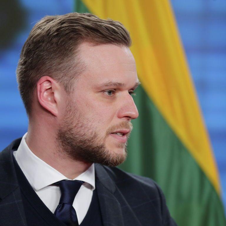"""Литва призвала предоставить Украине ПДЧ в НАТО в качестве компенсации за """"Северный поток-2"""""""