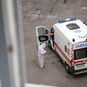 Коронавирус в Украине сегодня: статистика на 14 июня