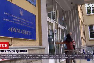 Новини України: у Львові дівчинка опинилася в реанімації, у неї діагностували правець