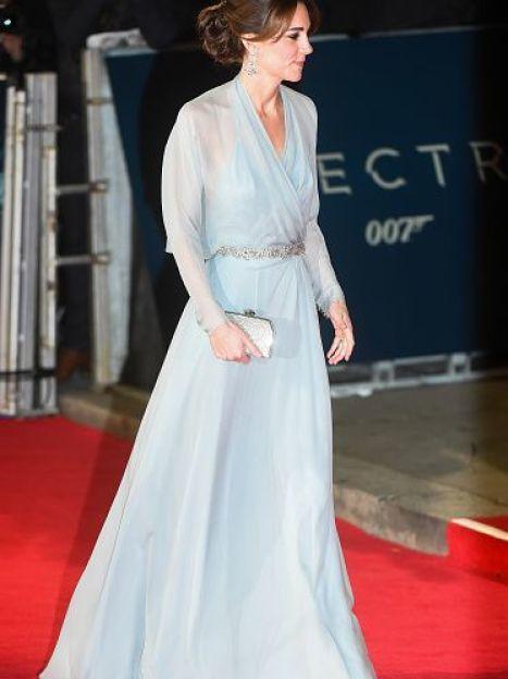 """Герцогиня Кембриджская на премьере """"Спектра"""" / © Getty Images"""