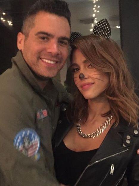 Джессика Альба с мужем / © Instagram