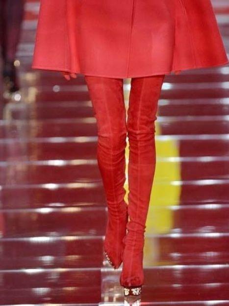 Versace прет-а-порте сезона осень-зима 2015-2016 / ©