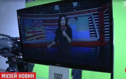 Найпопулярнішими місцями другого дня музею новин стали віртуальні студії ТСН