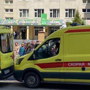 Надеялся остановить злоумышленника: первый раненный в перестрелке в Казани рассказал подробности нападения на школу