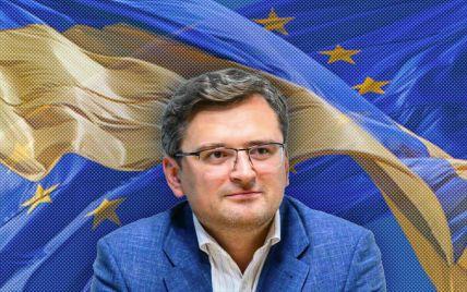 Дмитрий Кулеба: Мы работаем над восстановлением баланса безопасности в Черном море