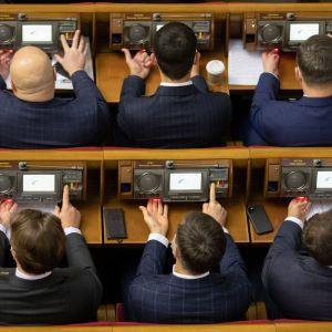 Рада в первом чтении приняла законопроект о тюремном заключении за ложь в декларациях