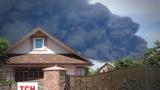 В непосредственной близости от пожара оказались жители Василькова