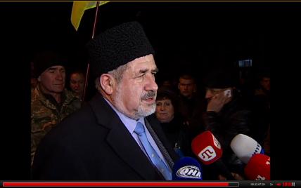 Чубаров рассказал о результатах встречи с президентом по ситуации в Чаплинке