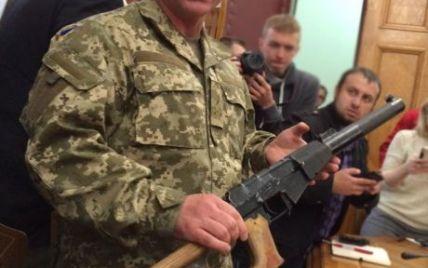 Во время атаки на бойцов АТО возле Трехизбенки боевики подстрелили комбрига 92-й бригады