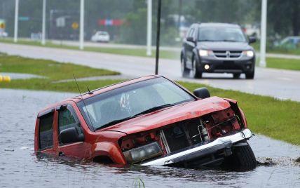 """Затоплені вулиці та метро: потужний шторм """"Іда"""" приніс до Нью-Йорка сильні зливи"""