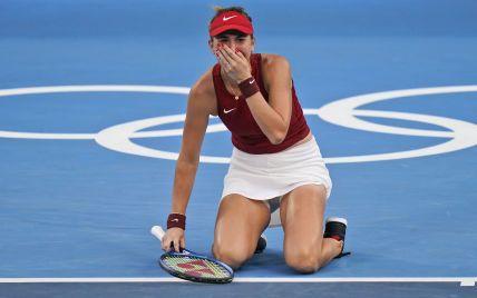 Визначилася перша фіналістка тенісного турніру Олімпіади-2020: проти кого може зіграти Світоліна