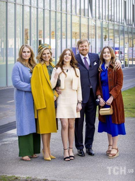 Нидерландская королевская семья / © Getty Images
