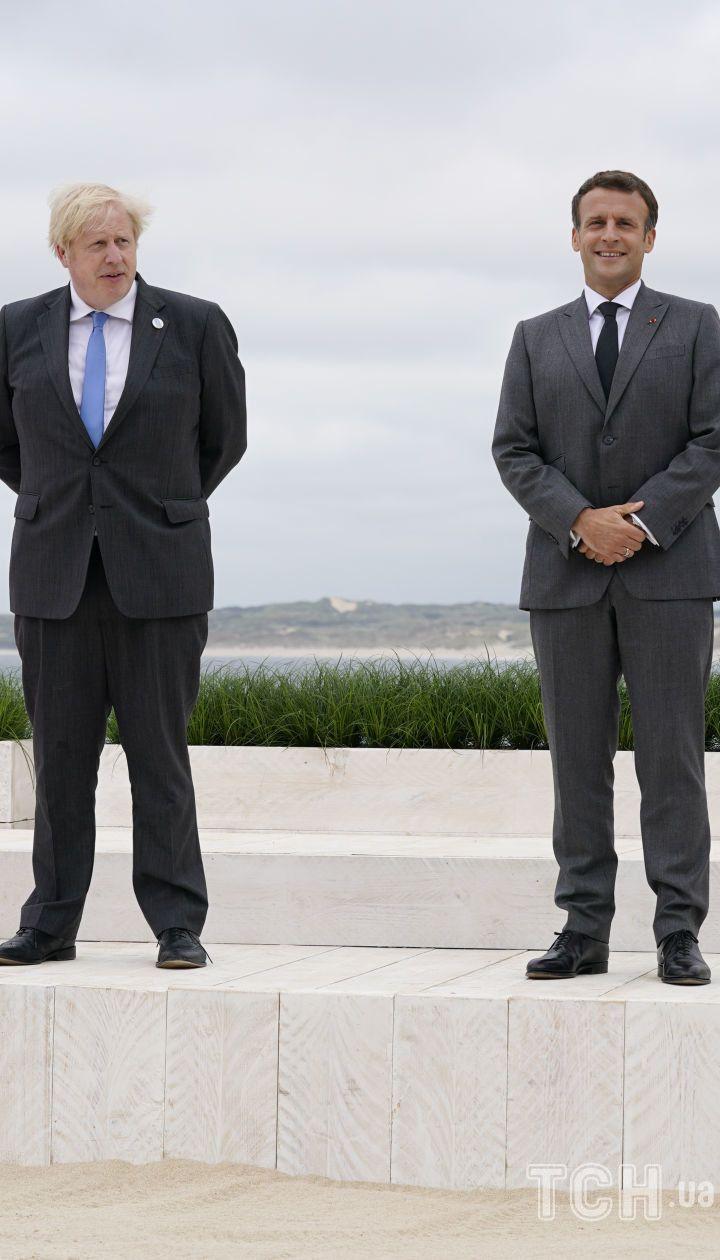 Брижит и Эммануэль Макрон / © Associated Press