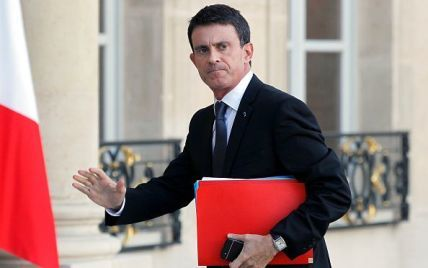 """Премьер Франции заявил об угрозе химической атаки от """"ИГ"""""""