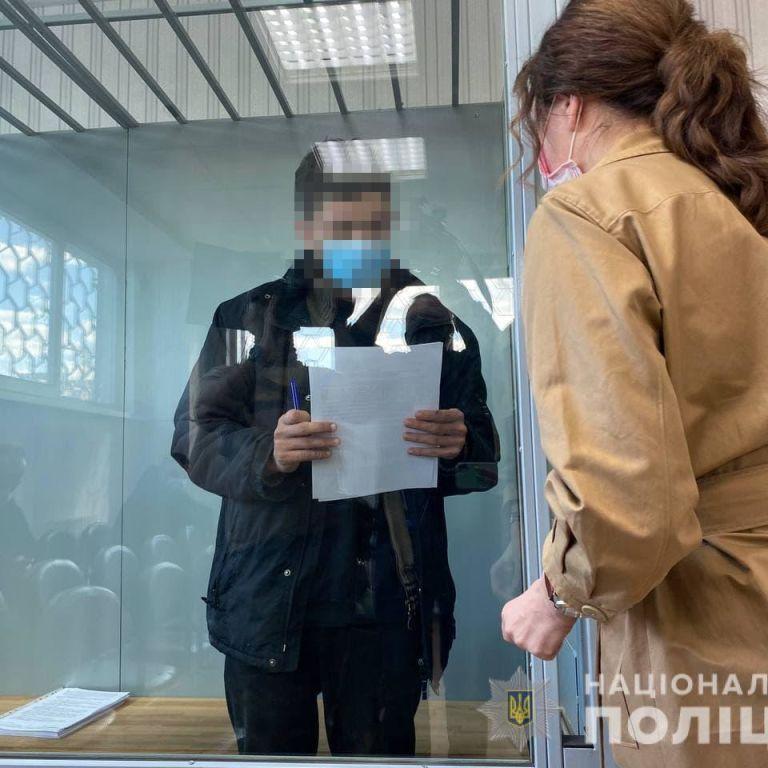 Зверское убийство молодой пары в Харькове: подозреваемый рассказал об интиме с погибшей