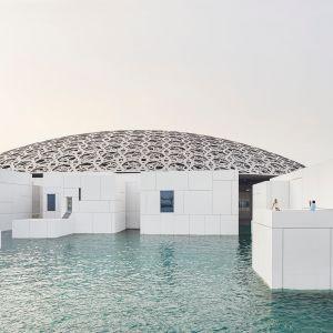 У Луврі Абу-Дабі створили віртуальні тури